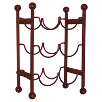 Mission Montana Rustic Wine Rack