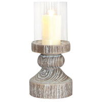 Monticello 19 X 9 inch Mantle Candle Hurricane