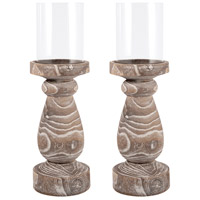 Timberline 19 X 6 inch Pillar Candle Holder