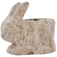 Cottontail Ancient Rust Catchpot