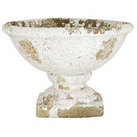 Castleton Antique White Crackle Bowl