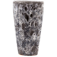 Neoma Ancient Grey Outdoor Vase, Small