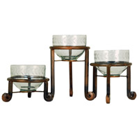 Telluride 8 X 6 inch Candle Holders
