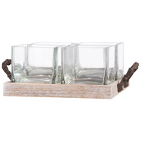 Campagne Rustic/Ashwood/Clear Server