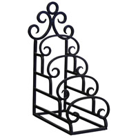Pomeroy 632617 Symphony 10 X 5 inch Rustic Plate Rack photo thumbnail