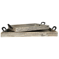 Ashwood Ashwood/Rustic Tray