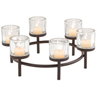 Sumi 13 X 5 inch Candle Centerpiece