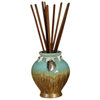 Dream Turquoise/Brown Reed Diffuser