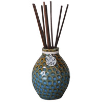 Aquatica Turquoise/Brown Reed Diffuser