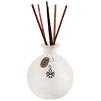 Let It Snow White Tierra Reed Diffuser