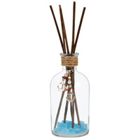 Pomeroy 728211 Spa Clear/Frosted Azure Reed Diffuser photo thumbnail