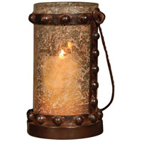 Mission 7 inch Montana Rustic/Artifact Multi Lantern Ceiling Light
