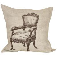 Pomeroy 901232 Edmond Cafe/Crema Pillow