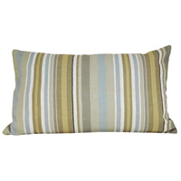 Pomeroy 901584 Darcey 20 X 6 inch Leigon Blues Decorative Pillow