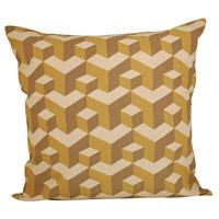 Pomeroy 901683 Escher Honey Gold/Sand Pillow