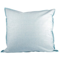 Pomeroy 902383 Chambray 24 X 6 inch Cameo Blue Decorative Pillow