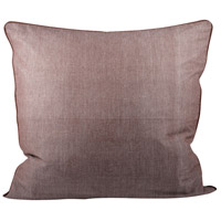 Pomeroy 902628 Chambray 24 X 6 inch Earth Decorative Pillow