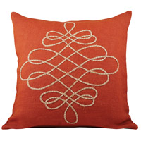 Vaquero Ochre Pillow