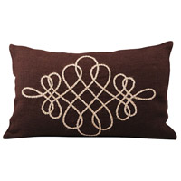 Vaquero Dark Earth Pillow