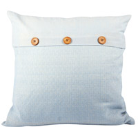 Gipson Light Blue Pillow