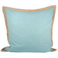 Pomeroy 904141 Harrison 24 X 6 inch Teal Decorative Pillow