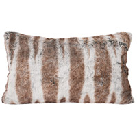Pomeroy 905612 Barkers 26 inch Coco with Crema Pillow Cover