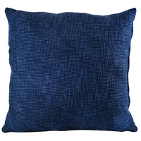 Pomeroy 906015 Tystour 24 X 6 inch Deep Navy Blue Pillow