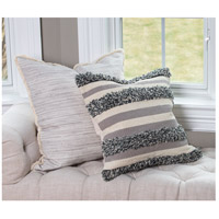 Pomeroy 908262 Ridge 20 X 6 inch Mojave Tan/Grey Pillow alternative photo thumbnail