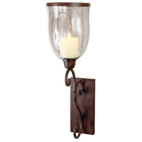 Montana 9 inch Montana Rustic/Clear Wall Sconce Wall Light