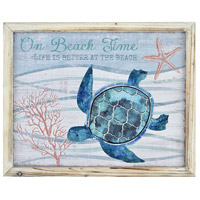 Pomeroy 917523 Beach Life Cool Waters Wall Decor