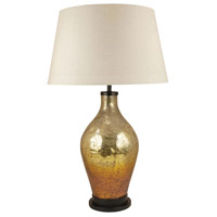Telluride 27 inch Multi Artifact and Rustic Table Lamp Portable Light, Large
