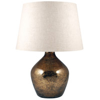Baroness 23 inch Antique Sand Artifact Table Lamp Portable Light, Large