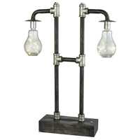 Oxford Brown Table Lamp Portable Light