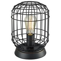 Pomeroy 981500 Cagworth 11 inch 40 watt Madison Bronze Table Lamp Portable Light