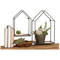 House Rustic/Antique Copper Shelf
