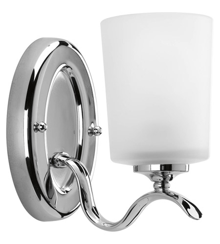 Chrome Inspire Bathroom Vanity Lights
