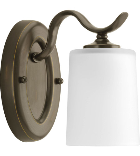 Antique Bronze Inspire Bathroom Vanity Lights