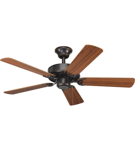 Progress Lighting AirPro Ceiling Fan in Antique Bronze P2500-20 photo