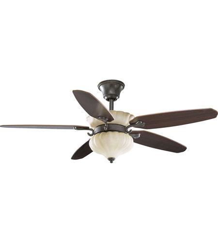 Le Jardin 52 Inch Espresso Ceiling Fan