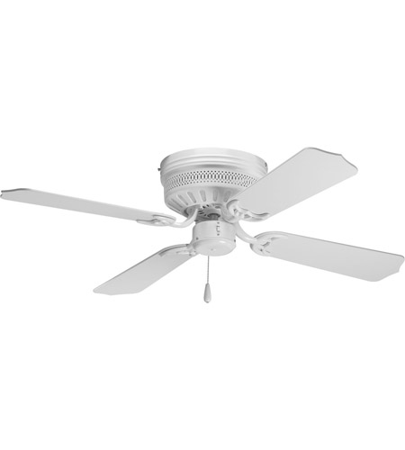 Progress p2524 30 airpro 42 inch white hugger ceiling fan mozeypictures Images