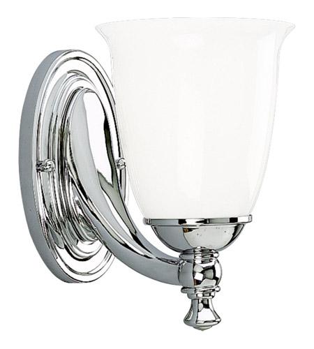 Progress Lighting Delta Victorian 1 Light Bath Vanity In Polished Chrome P3027 15