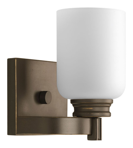 Progress p3030 20 orbitz 1 light 6 inch antique bronze for Z gallerie bathroom lights