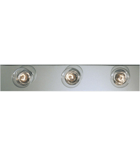 Progress Lighting Broadway 3 Light Bath Vanity in Polished Chrome P3114-15 photo
