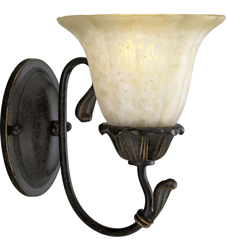 Progress P3176-84 Timberbrook 1 Light 7 inch Espresso Bath Vanity Wall Light photo