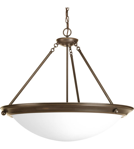 Foyer Lighting Replacement Glass : Progress p eb eclipse light inch antique bronze