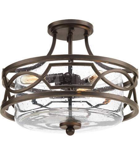 progress p350050020 soiree 3 light 15 inch antique bronze semiflush convertible ceiling light