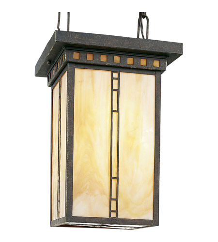 Progress P3613-46 Arts and Crafts 3 Light 10 inch Weathered Bronze Hall & Foyer Ceiling Light photo
