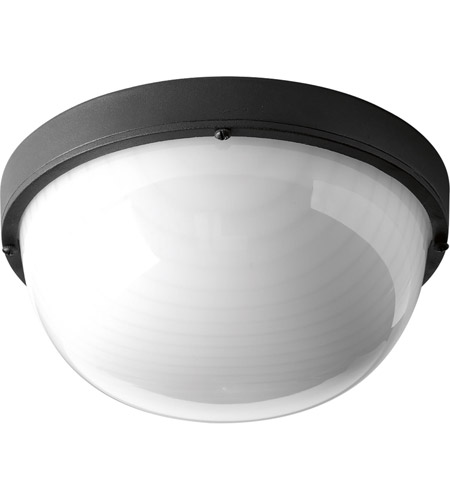 Progress P3648-3130K9 Bulkheads LED 10 inch Black Outdoor Ceiling Wall photo