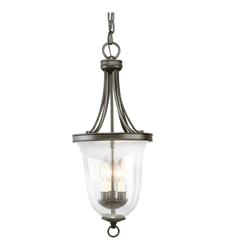 Foyer Lighting Replacement Glass : Progress p seeded glass light inch forged