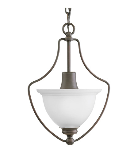 Progress P3792-20 Madison 1 Light 10 inch Antique Bronze Hall & Foyer Ceiling Light photo